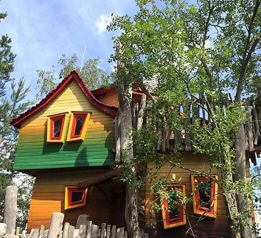 Wipfelträumer Baumhaushotel