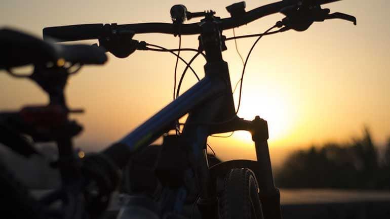 Fahrrad Freizeit-Aktivitäten
