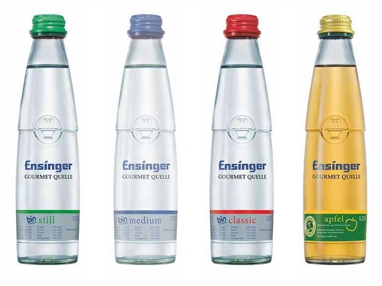 Ensinger Flaschen Unser OaseWeil-Shop