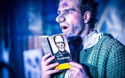 Frankenstein in der Schönbuchhalle Weil
