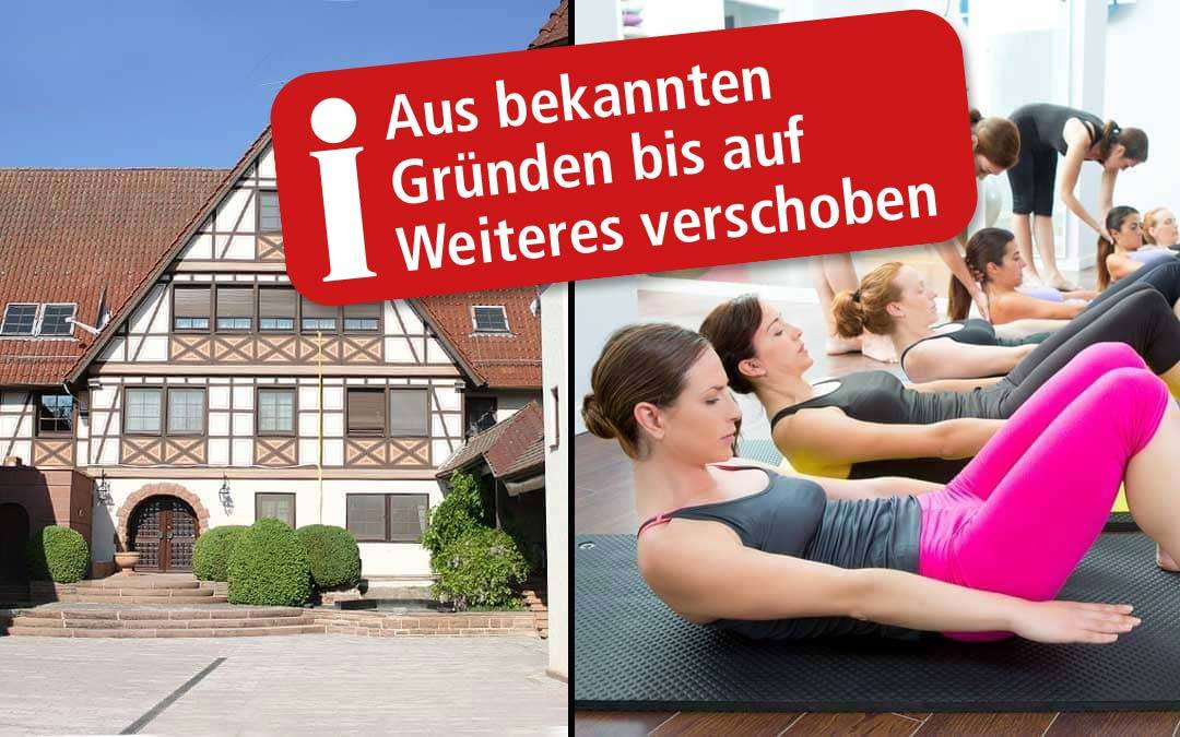 Yoga in der OaseWeil
