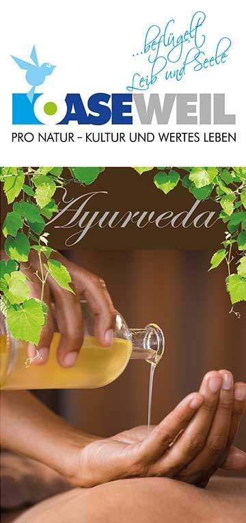 Ayurveda Flyer