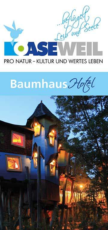 Baumhaushotel Flyer